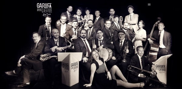 Garufa Blue Devils Big Band